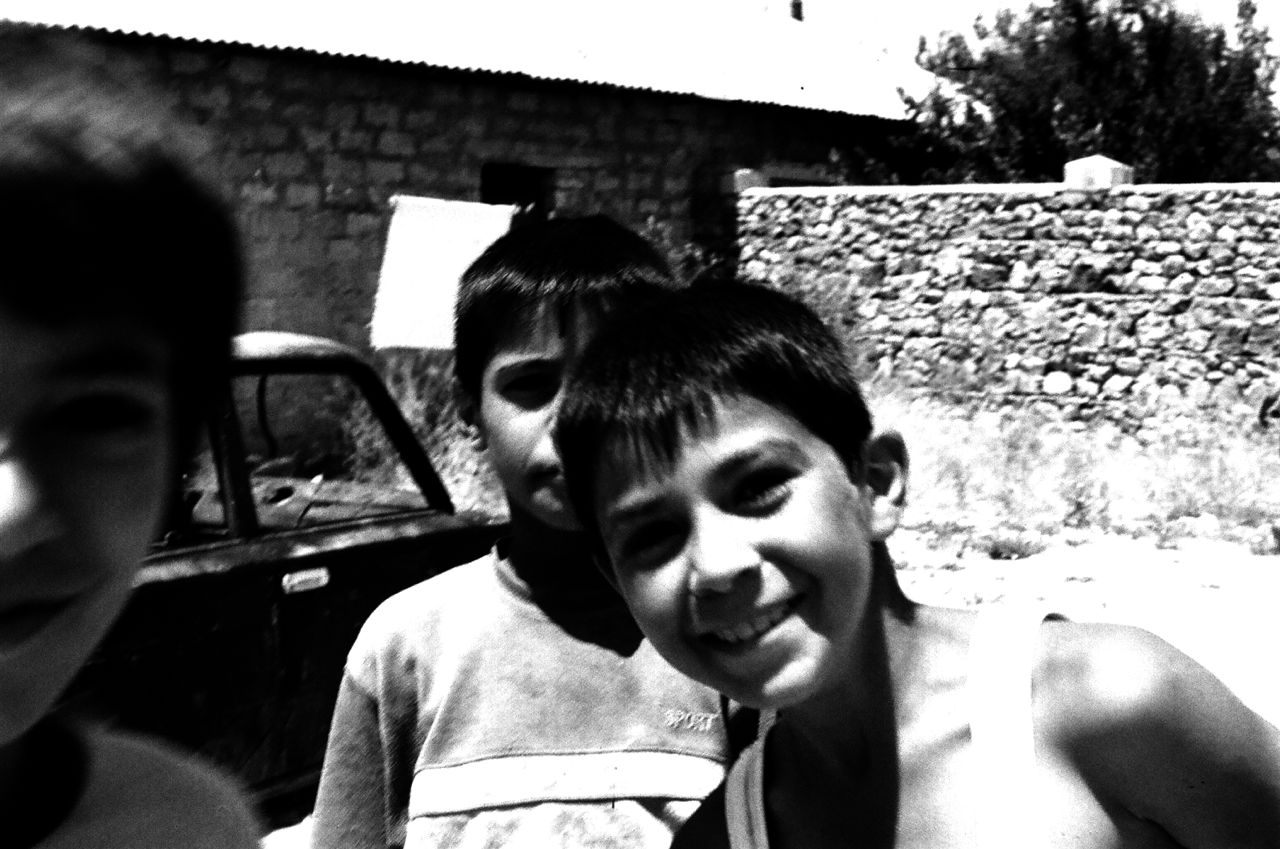 1.Kənd uşaqları.Yaycı,Naxçıvan.