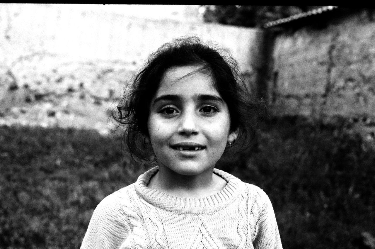 20.Qız portreti.Sədərək,Naxçıvan.