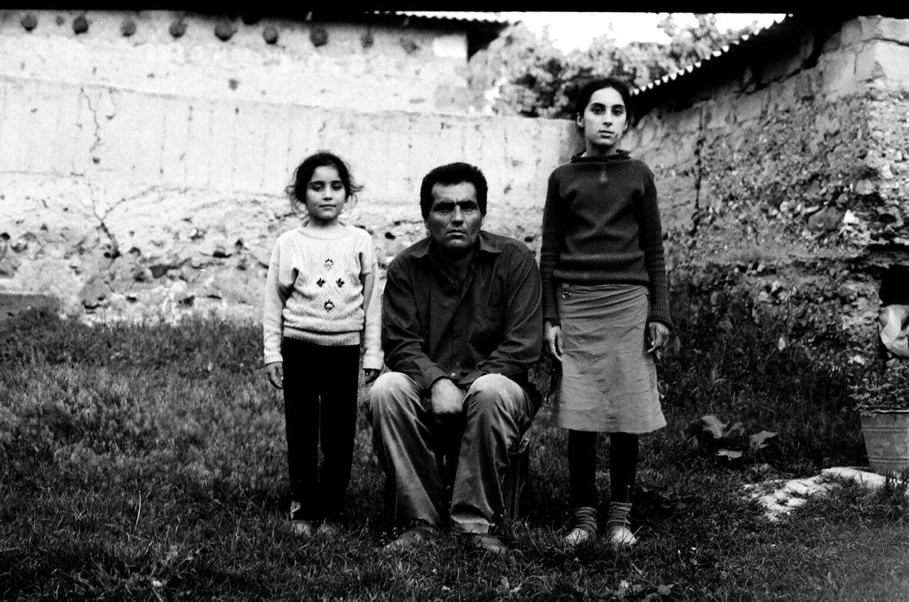 3.Ailə portreti.Sədərək,Naxçıvan.