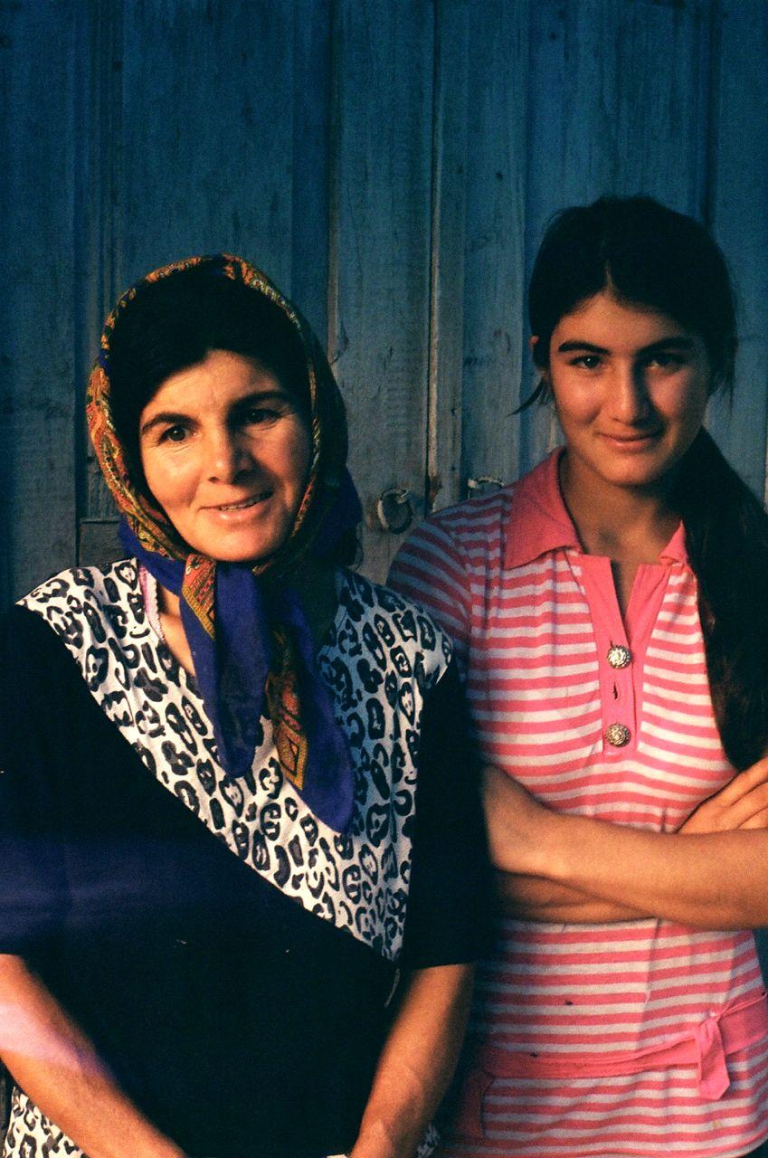 Ana və qızı