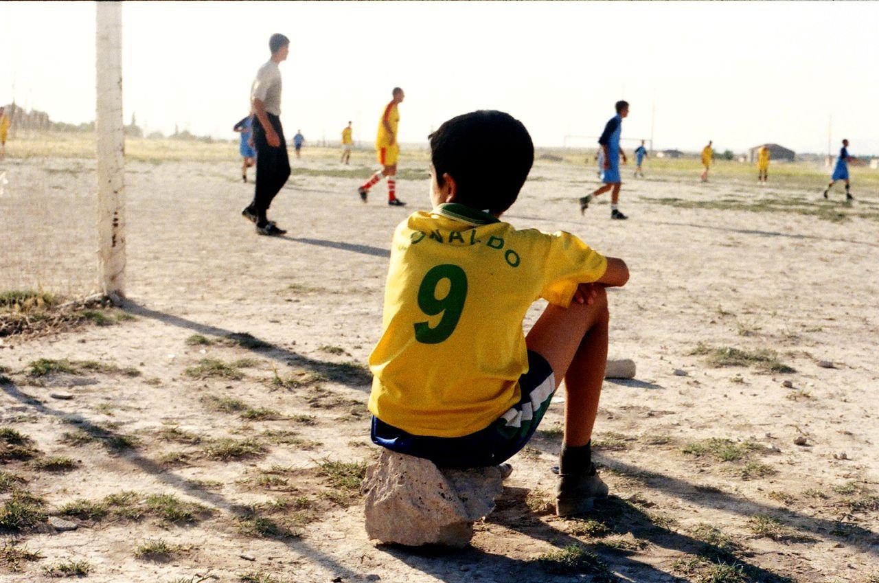 3.Ronaldo. Kəngərli,Naxçıvan,Azərbaycan