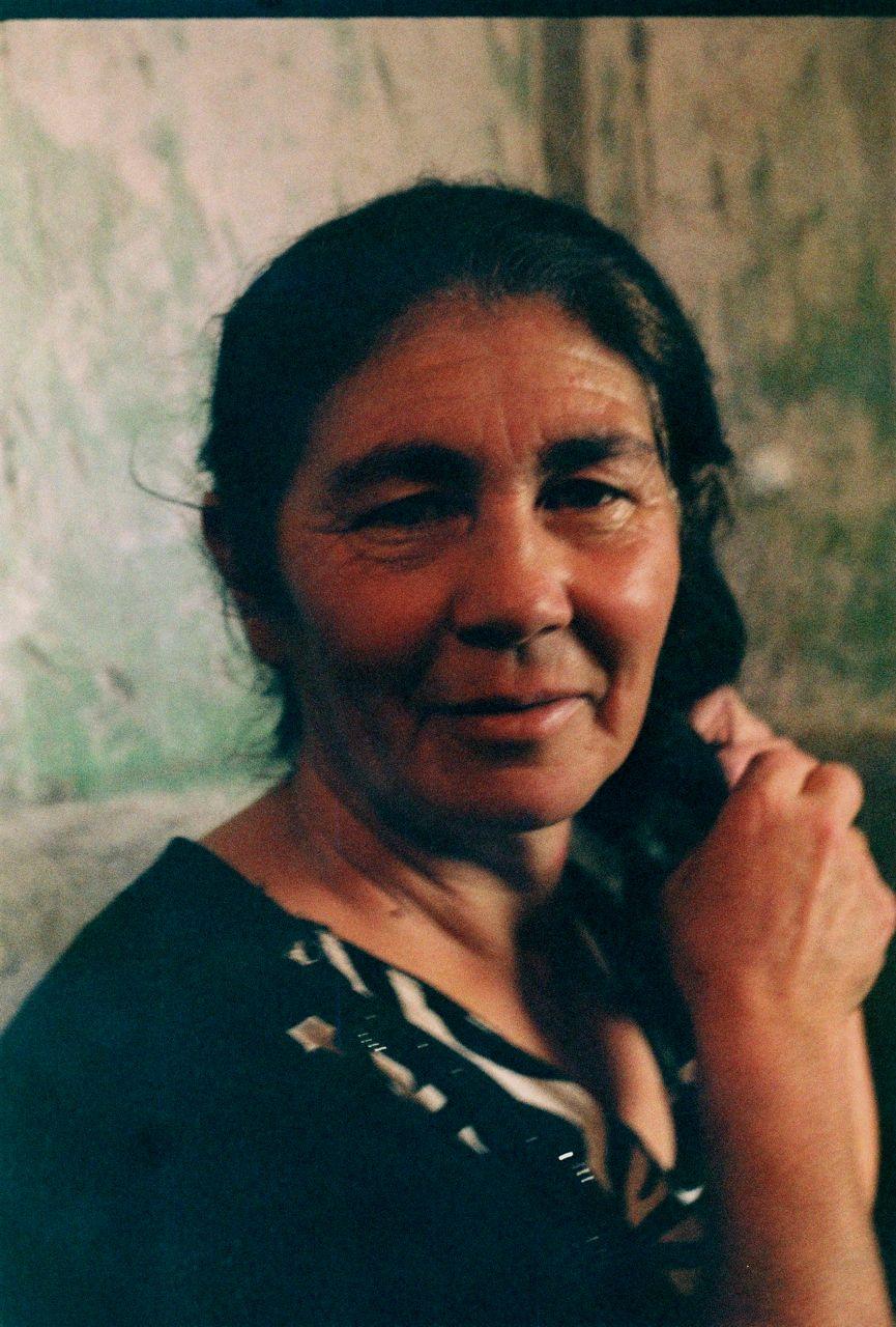 30.Nailənin portreti.Sədərək,Naxçıvan