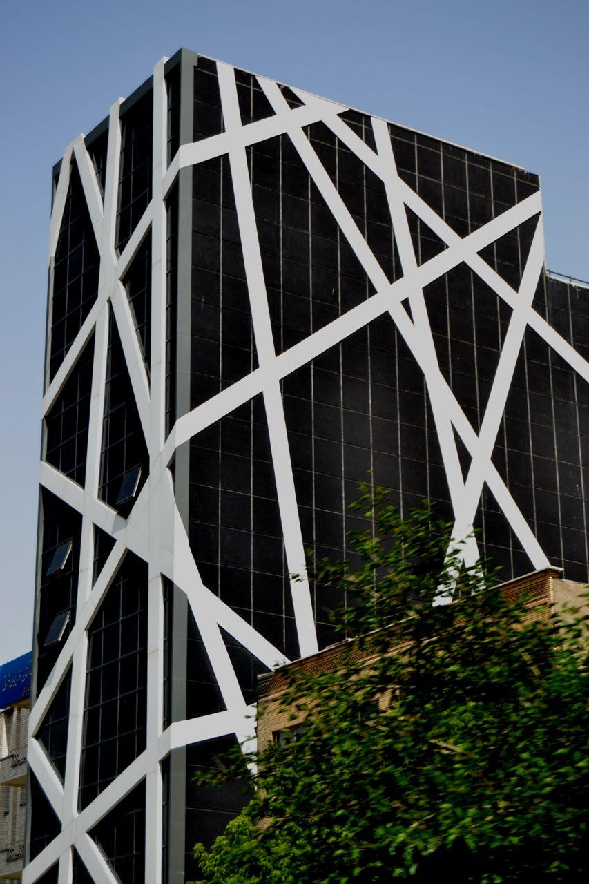 32.Təbrizin yeni binaları II