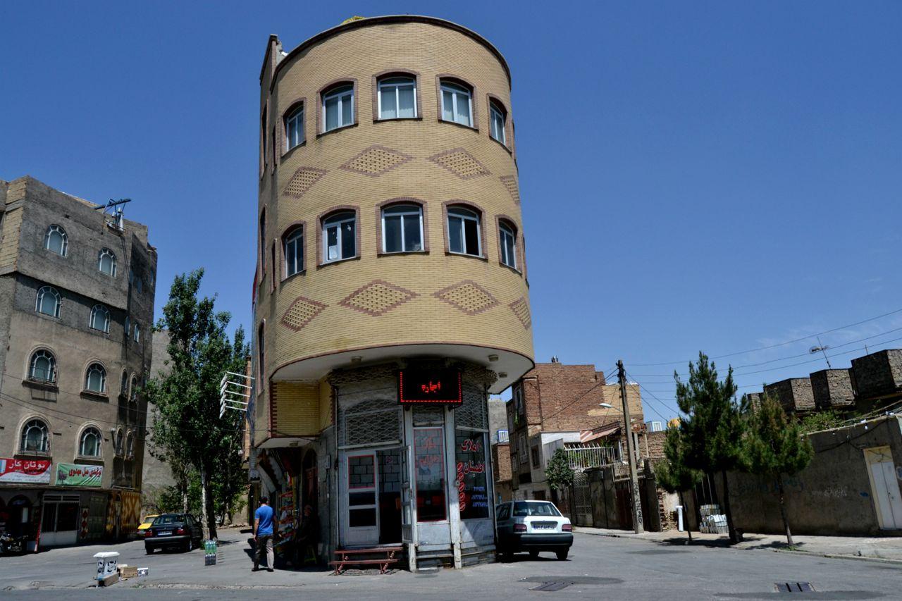 6.Dairəvi bina