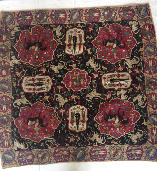 V&A - Az embroidery