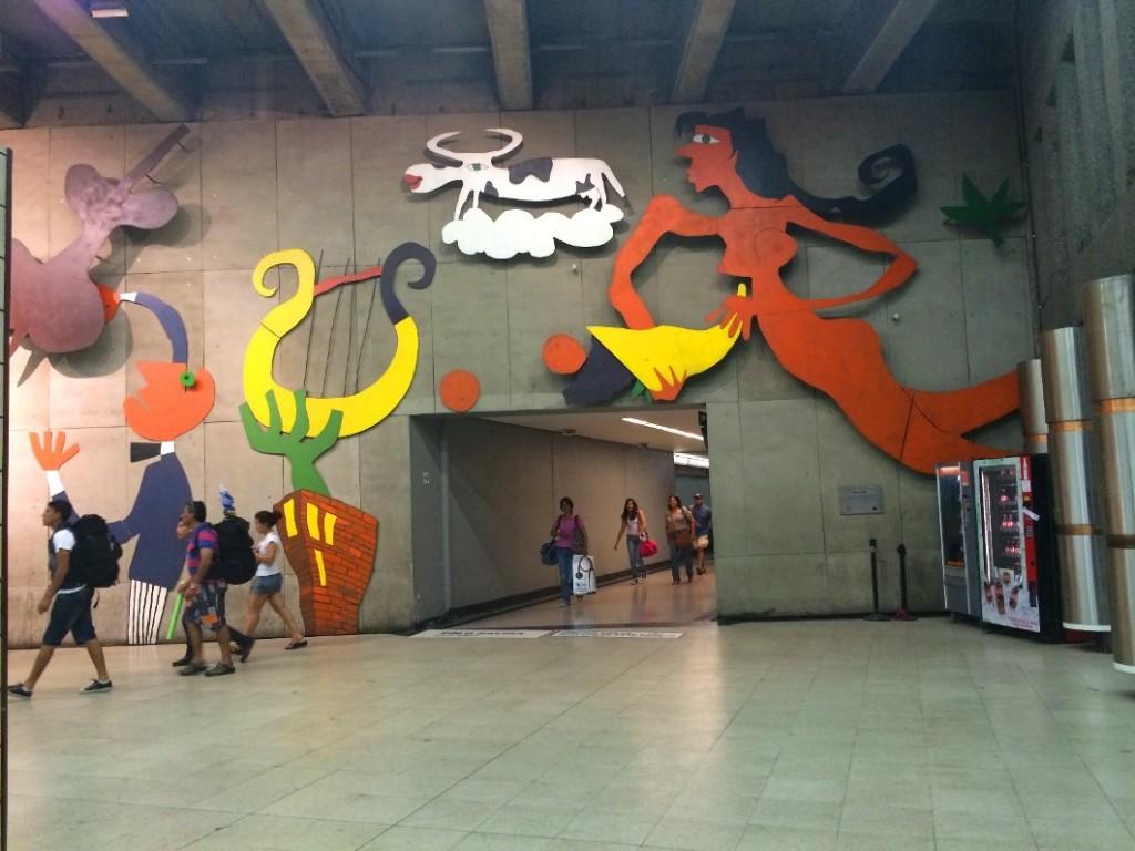 Станция метро Бакедано