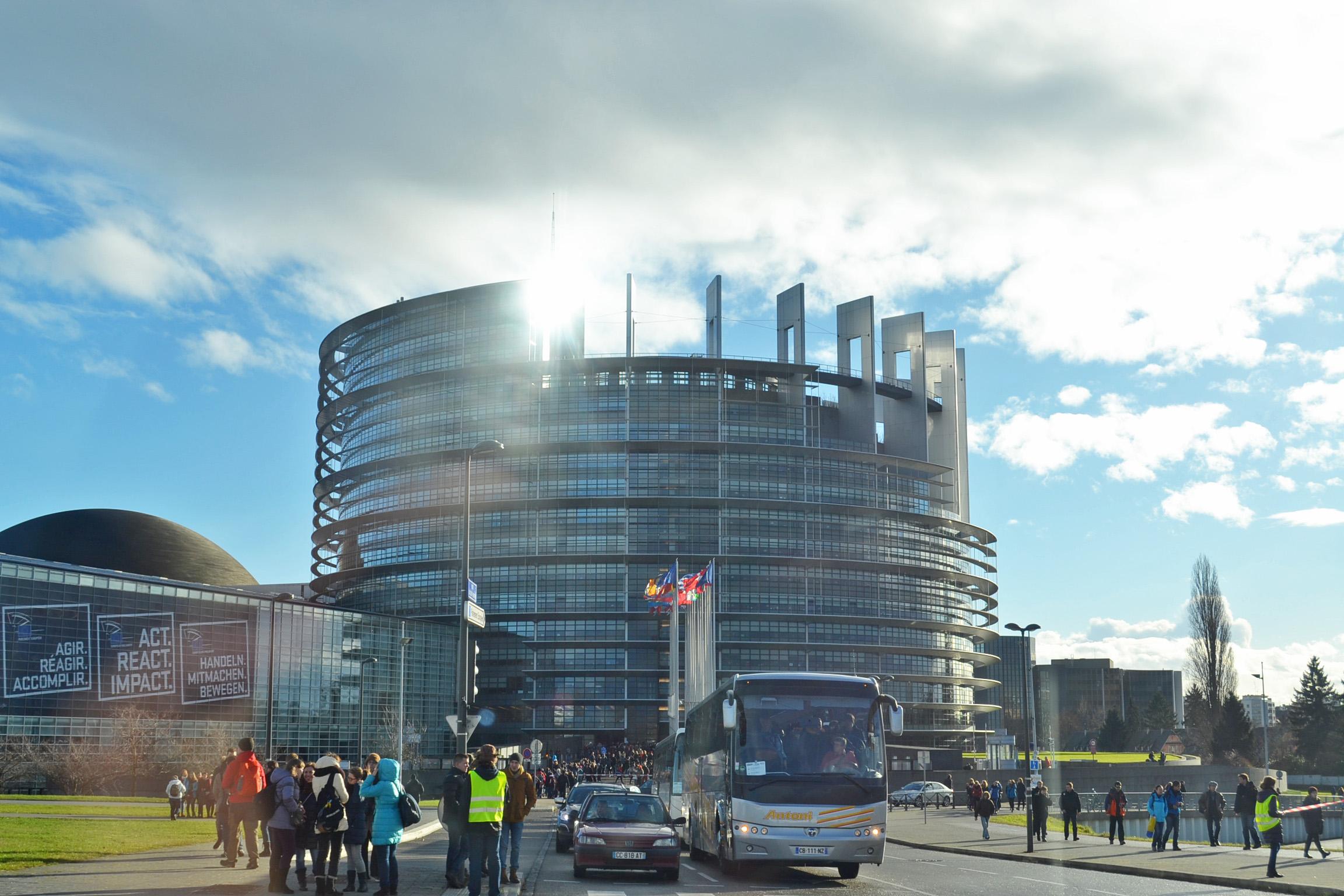 Европарламент 1