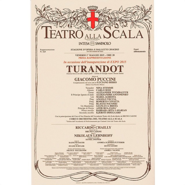 Turandot 2015