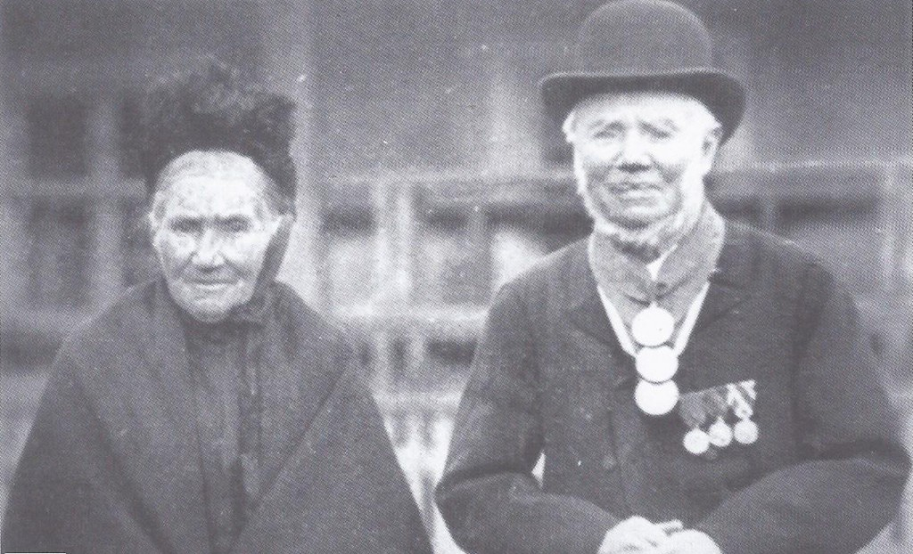 Анна Мария Форер и Иоханн Кристофер Форер оба родились в Еленендорфе
