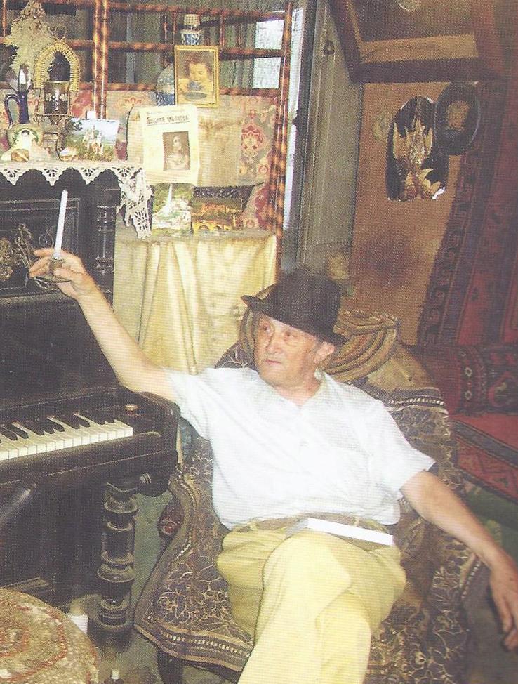 Виктор Кляйн фото 2006 г
