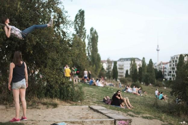 Каким должен быть городской парк?