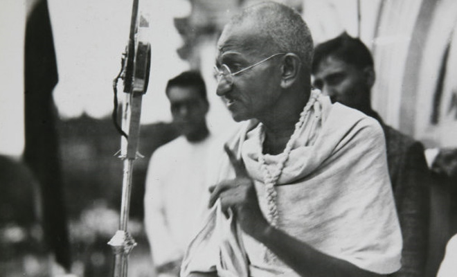 gandhi-speech