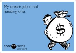 Dream job 4